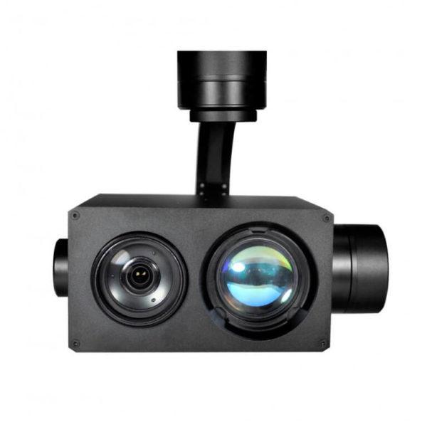 Камера с подвесом с 30-кратным зумом и лазером ночного видения