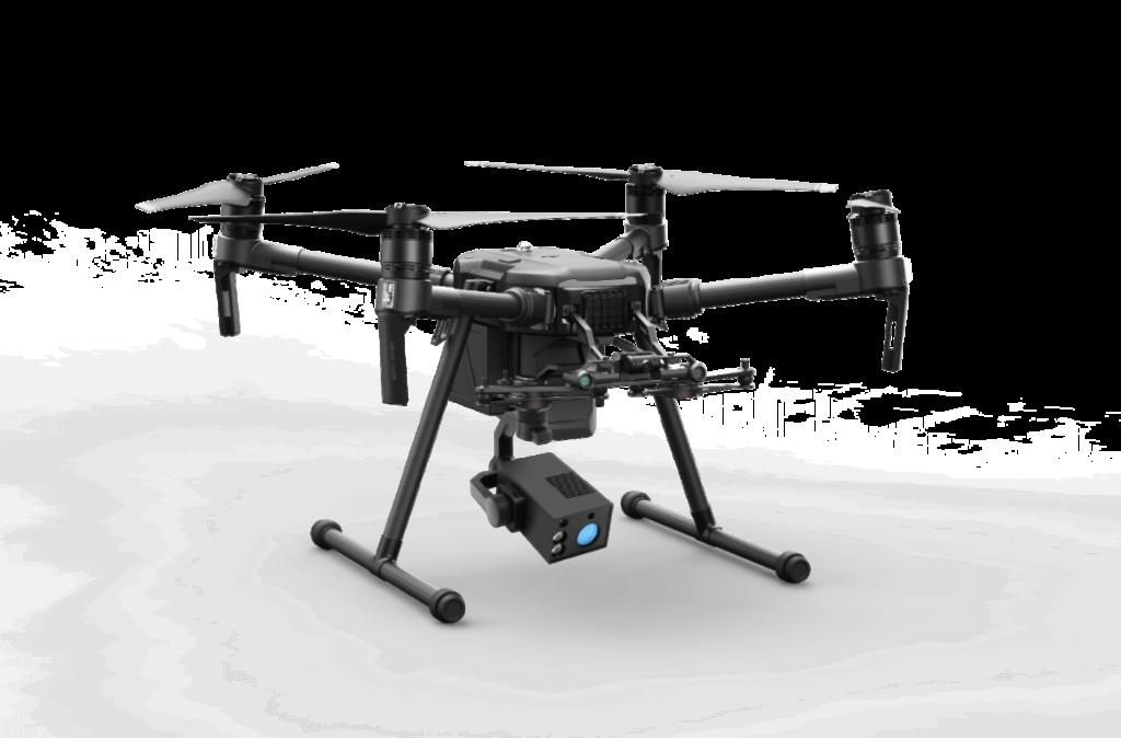 УФ-камера для квадрокоптера DJI